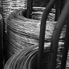 Low carbon black and galvanized wire own production